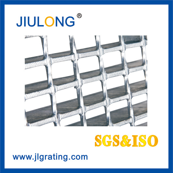 Mill Finish Plain Steel Grating with Ce and ISO Certificate